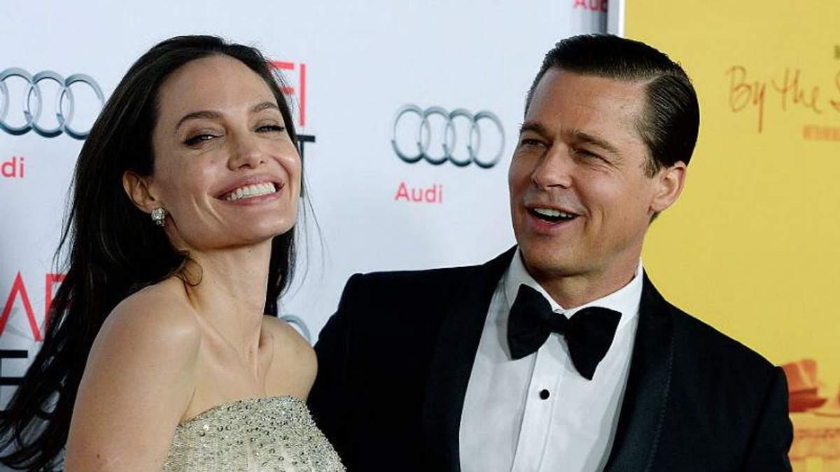 Анджеліна Джолі і Бред Пітт розлучаються, – ЗМІ
