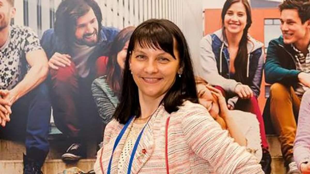 Українська вчителька увійшла у топ-50 кращих педагогів світу