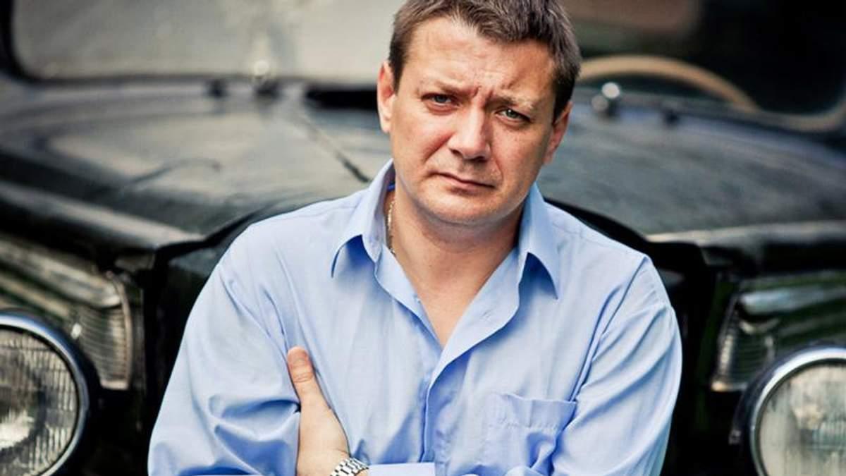 Відомому російському актору заборонили в'їзд в Україну