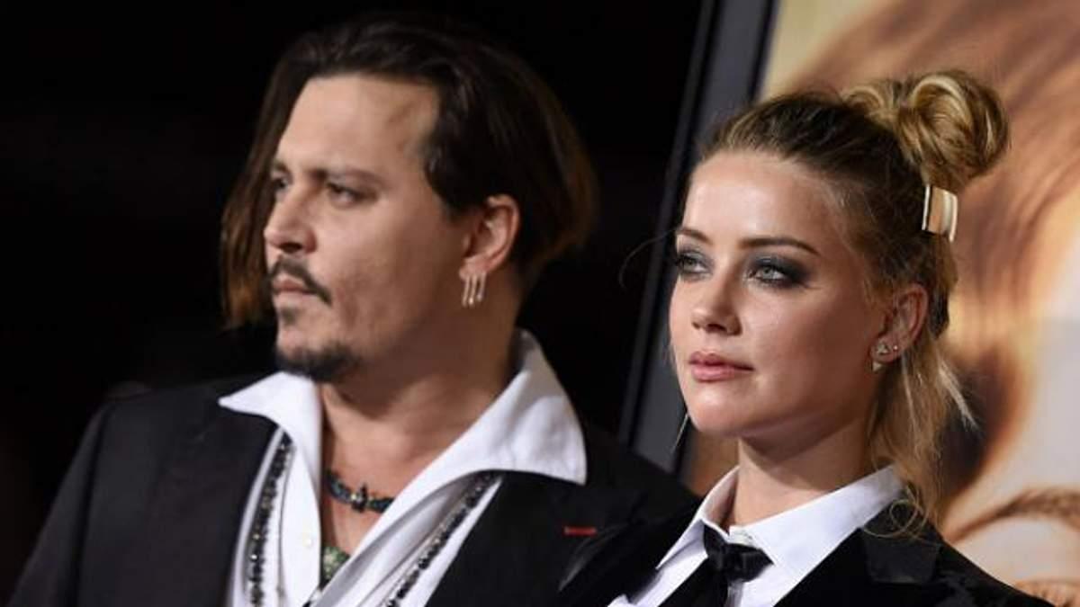 Джонні Депп вкотре офіційно розлучений: Херд відсудила в нього 7 мільйонів і собак