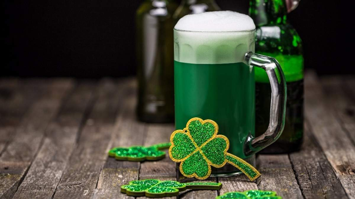 Тест до Дня святого Патрика: який ти алкоголь?