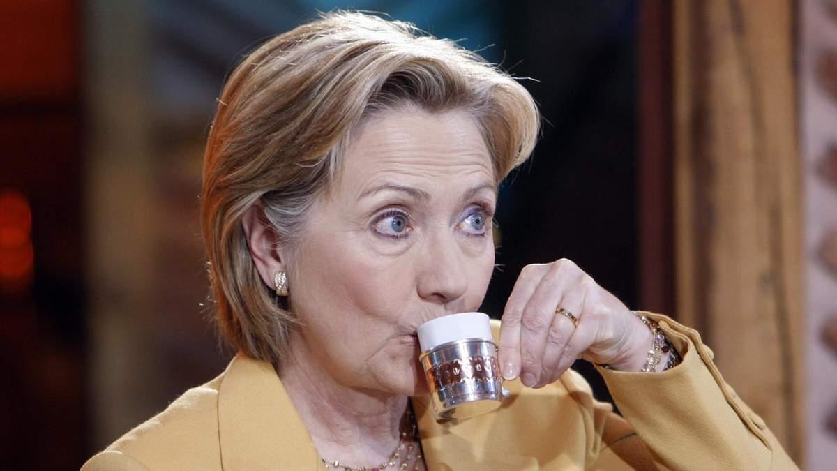 Алкогольна компанія зробила віскі в честь Гілларі Клінтон