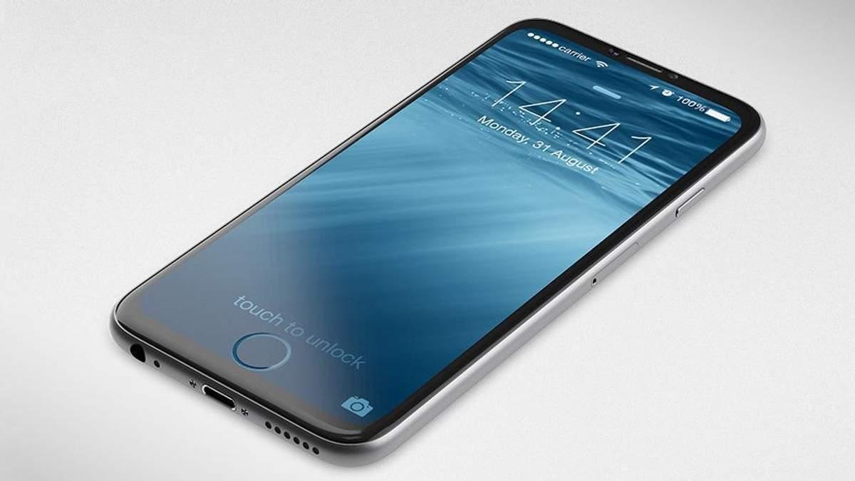iPhone 8 новости: все о новом iPhone 8