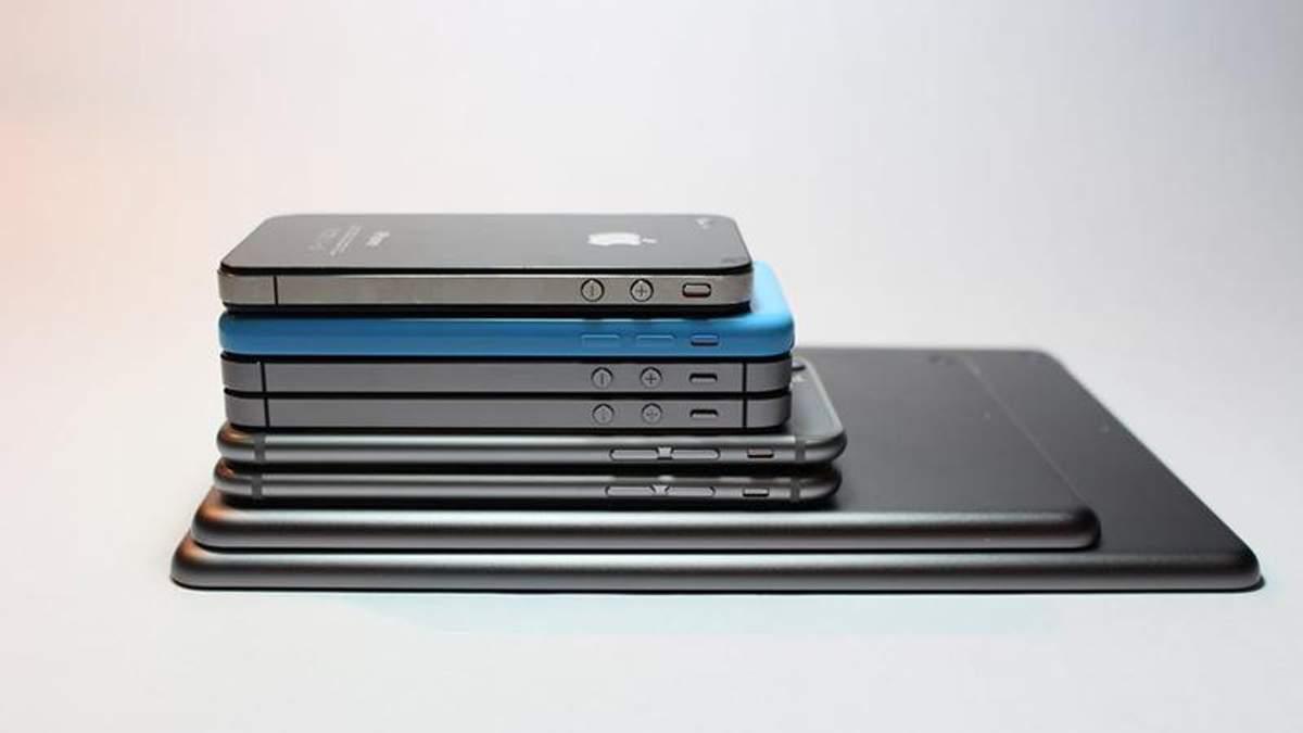 У мережі показали вигляд iPhone 8: фото