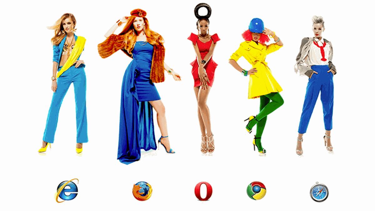 А яким браузером користуєтесь ви?