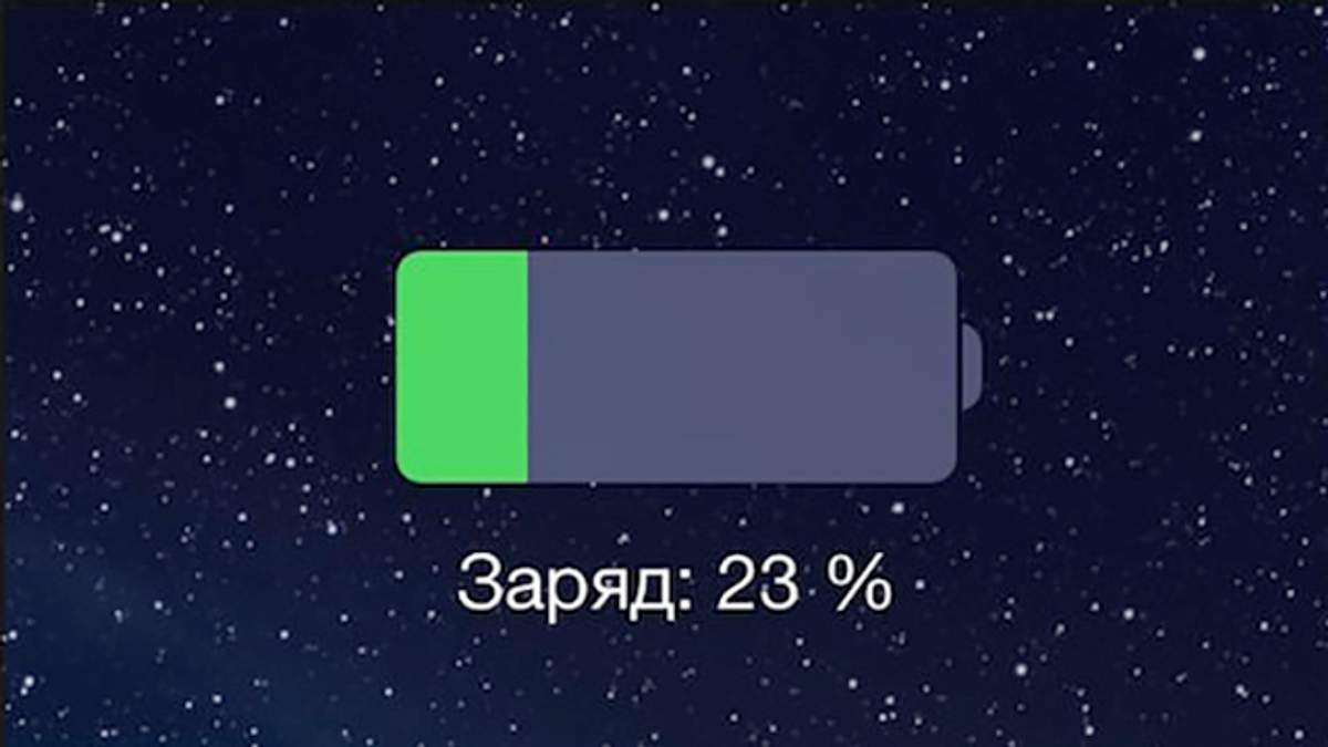 "Apple розробляє ""нескінченну"" батарею для iPhone"