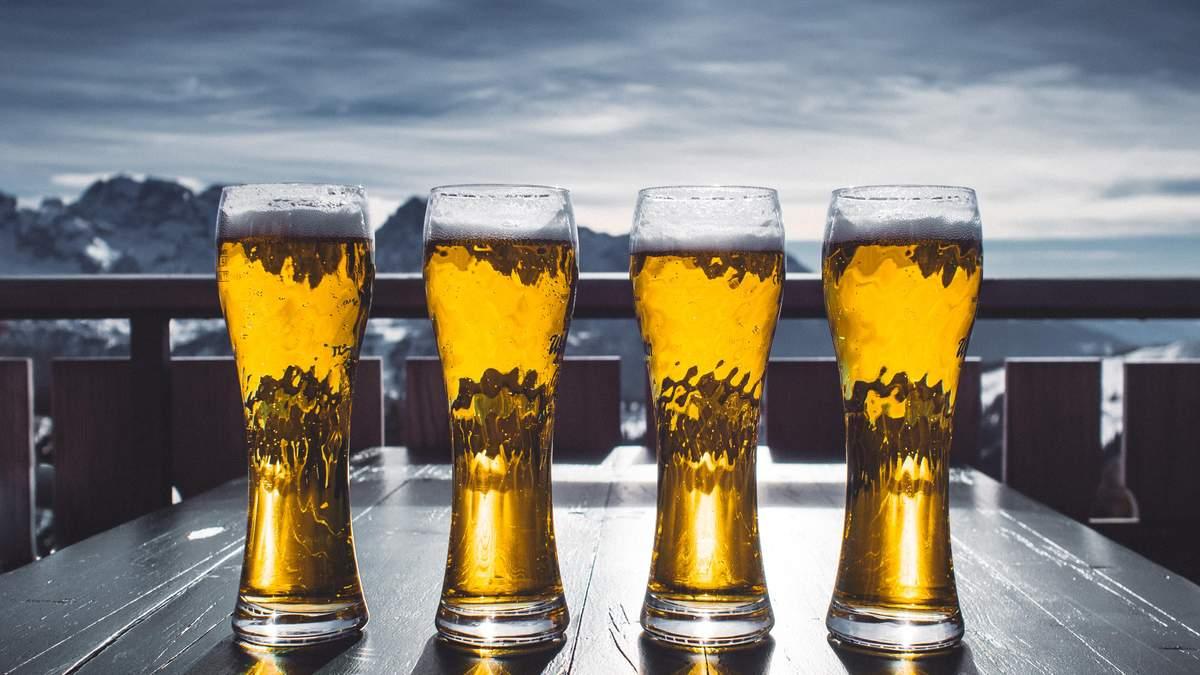 Пиво знеболює краще, ніж ліки: дослідження вчених