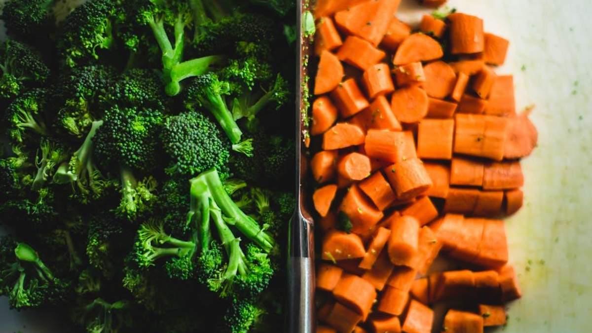 Брокколи и морковь помогают мозгу работать лучше
