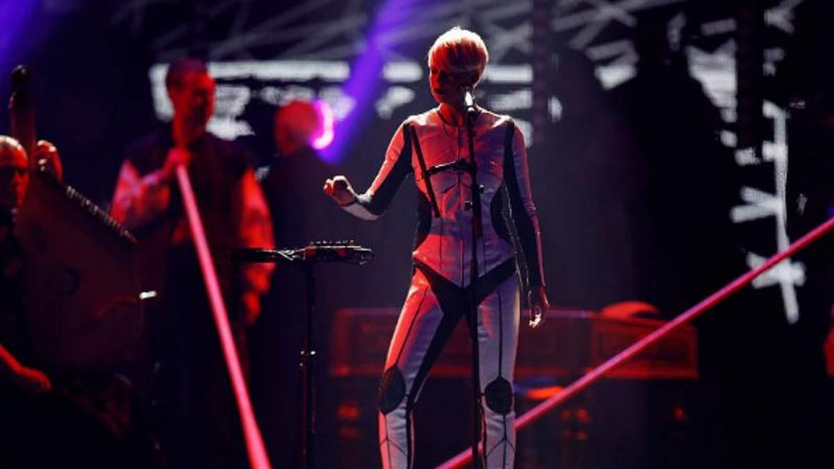 Выступление ONUKA в финале Евровидения-2017