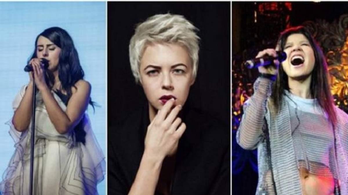 Українські співачки на Євробаченні-2017