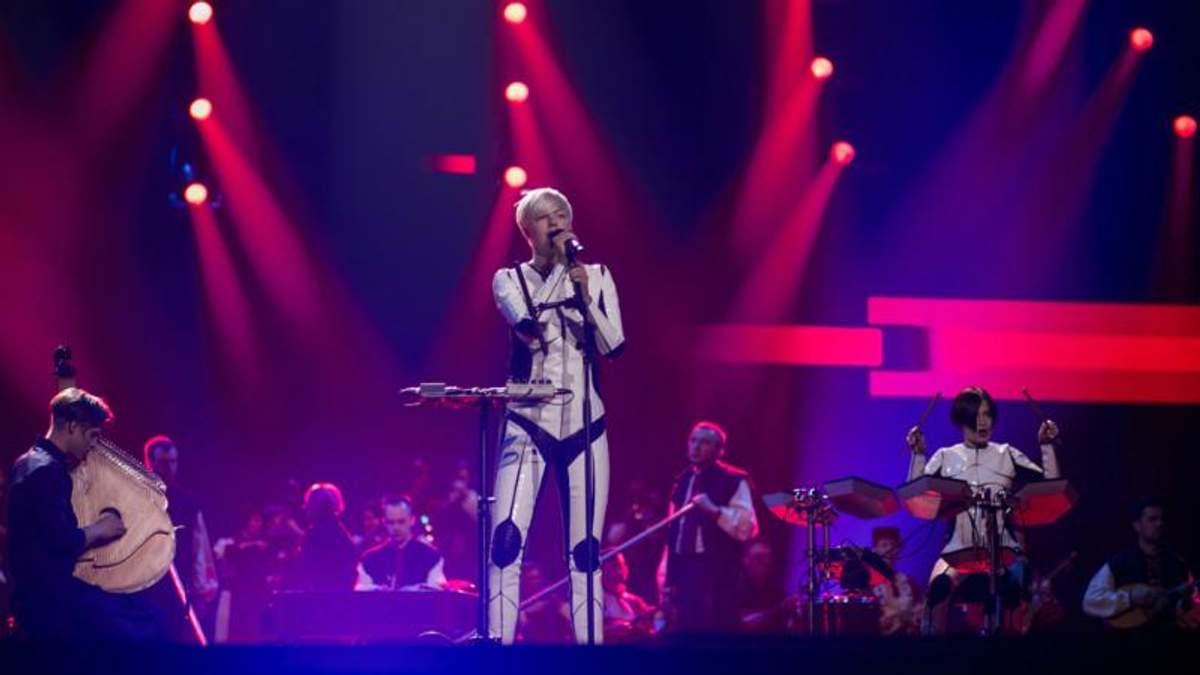 ONUKA у фіналі Євробачення-2017