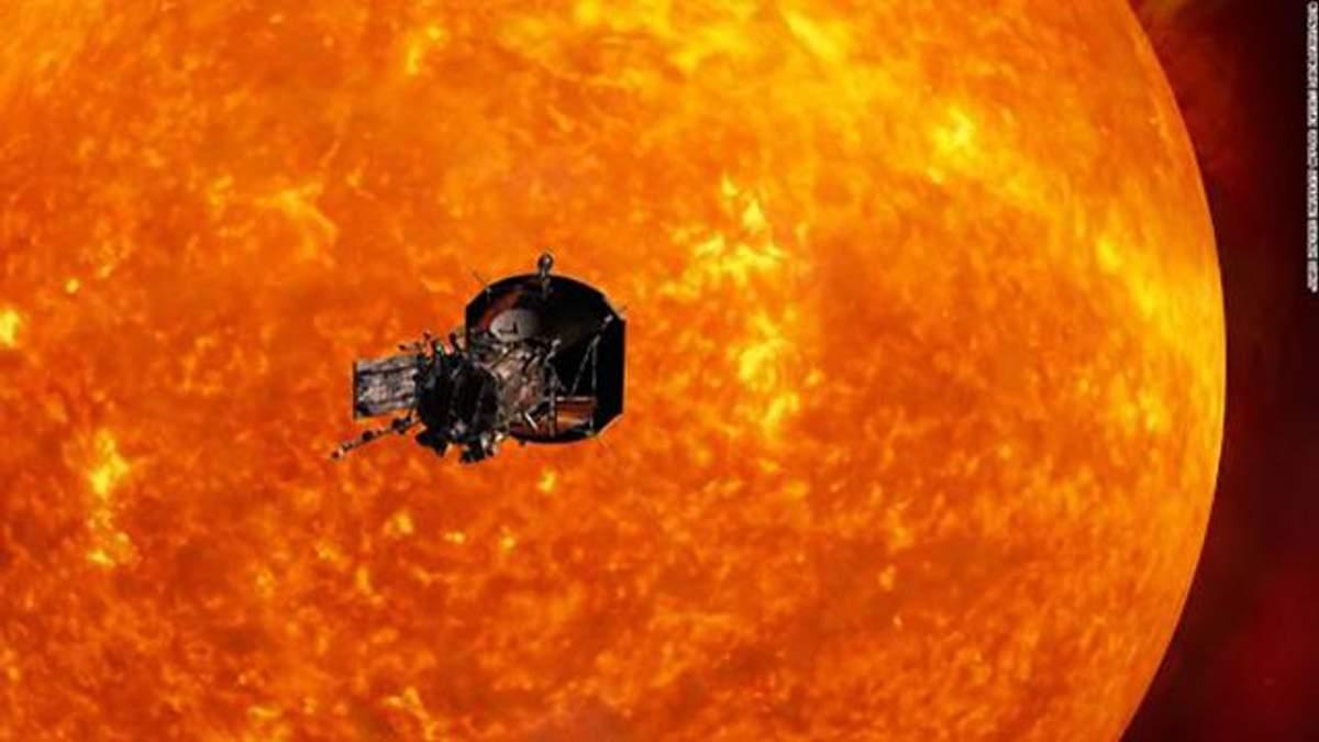 NASA обнародовало детали космической миссии к Солнцу