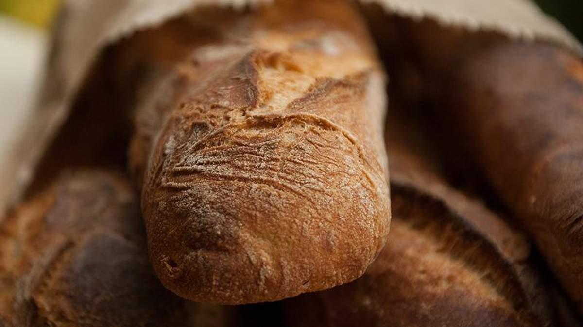 Вчені з'ясували, чи білий хліб справді шкідливий