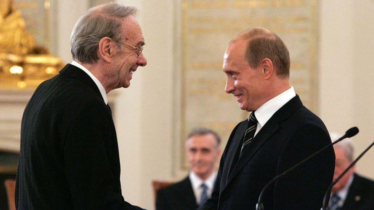 """Путин отреагировал на смерть звезды """"Москва слезам не верит"""" Баталова"""