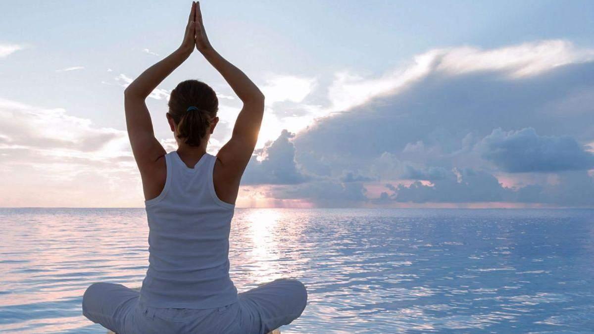 Міжнародний день йоги 2020