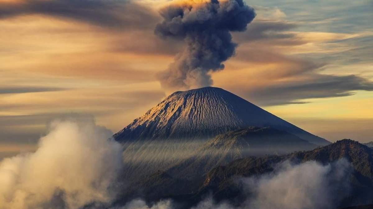 Исследователи в Перу нашли искусственный вулкан