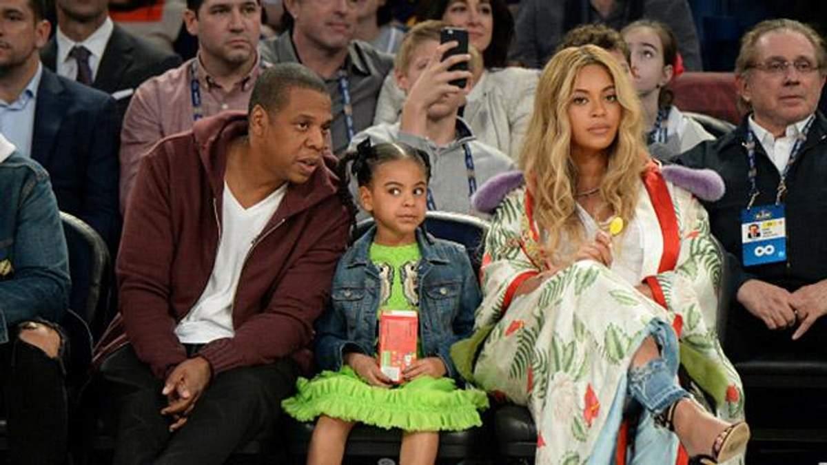 Бейонсе і Jay-Z назвали імена своїх дітей