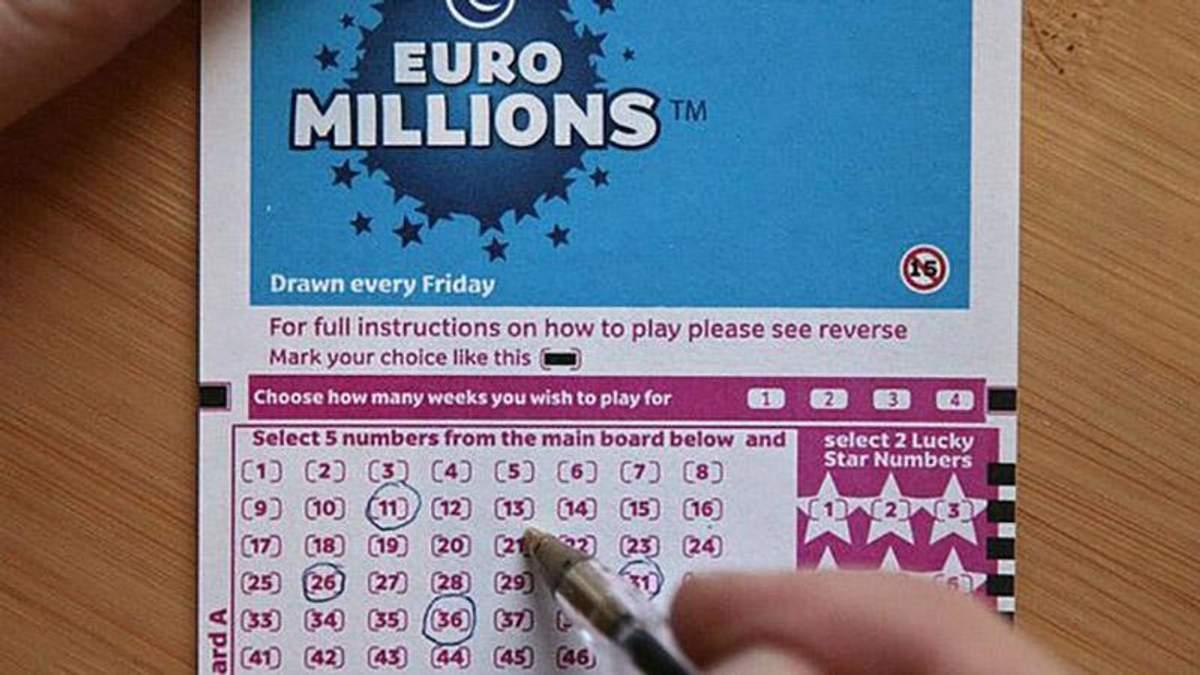 Щасливчик з Південного Уельсу виграв у лотерею мільйон фунтів і не з'явився за призом