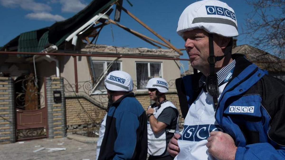 Порошенко розповів про підступний план Путіна щодо місії ОБСЄ
