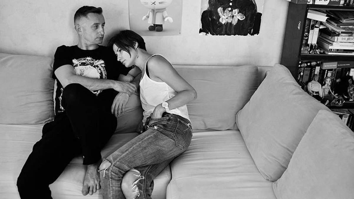 Сергей Жадан показал жену и дочь в эмоциональной съемке: фото