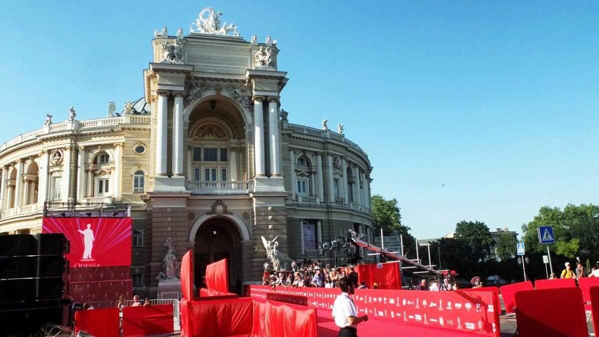 Одесский кинофестиваль 2017: программа на все дни