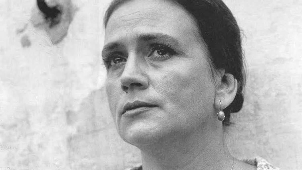 Померла Ірина Буніна