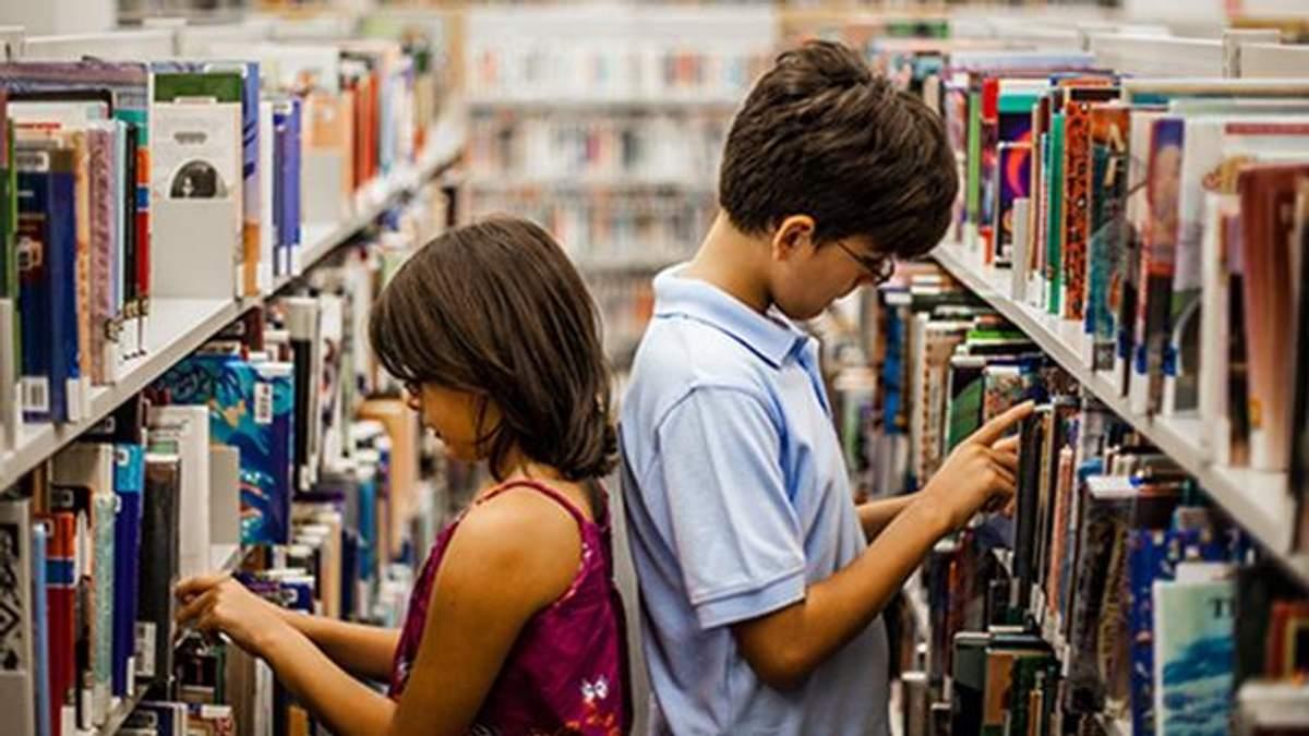 Відомий університет дав безкоштовний онлайн-доступ до 6000 дитячих книг