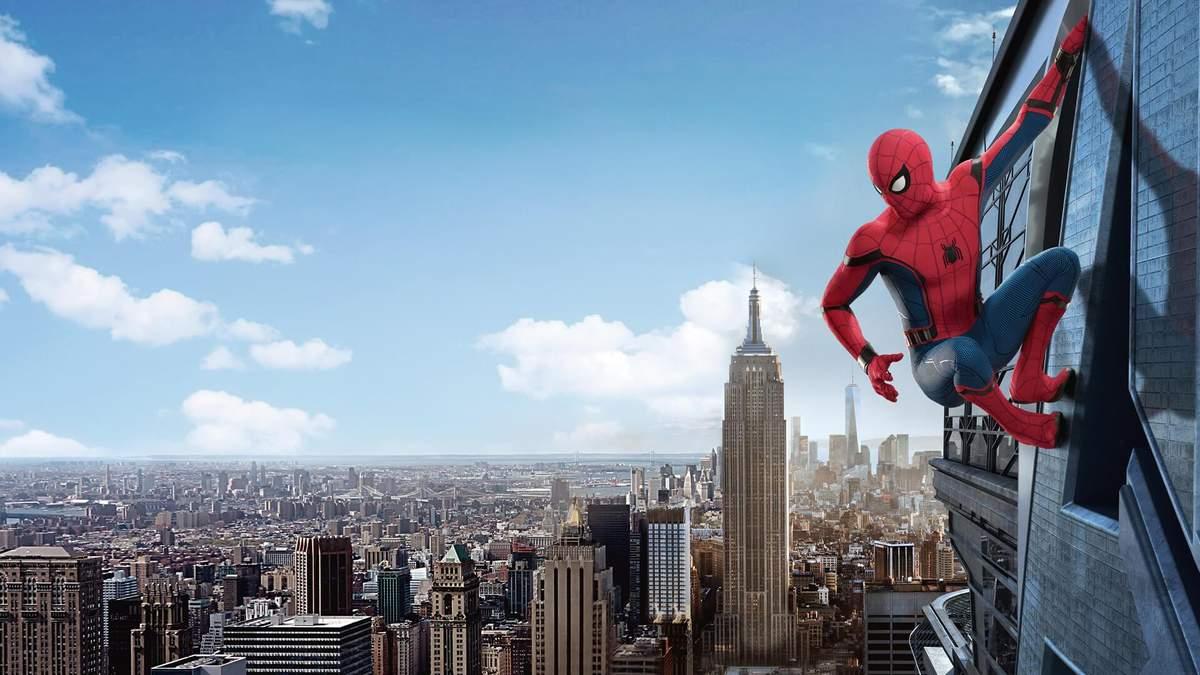 """""""Людина-павук: повернення домому"""" – шикарний камбек всім відомого спайдермена у стилі Marvel"""