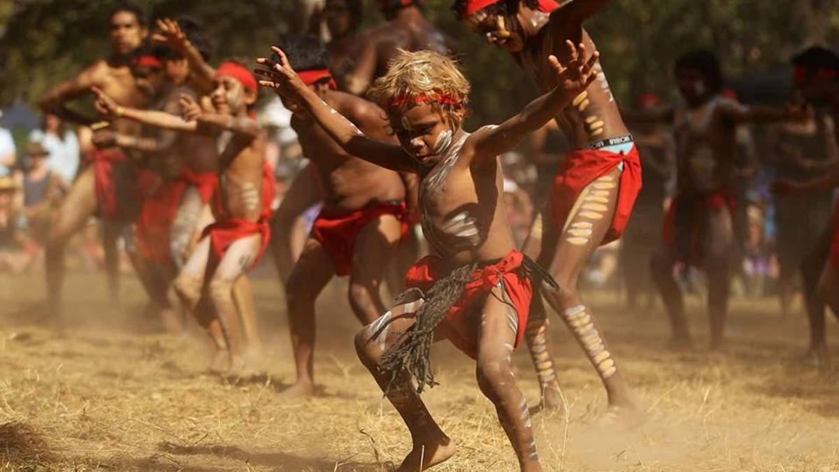 Австралійські аборигени