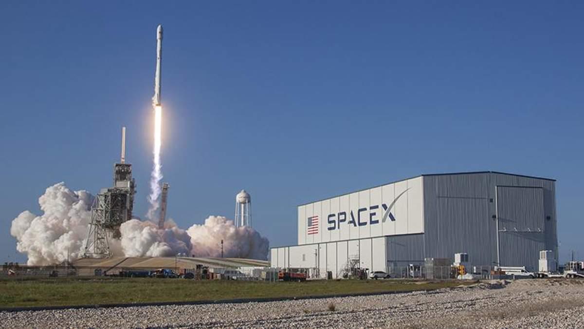 Скільки коштує компанія SpaceX: названо суму