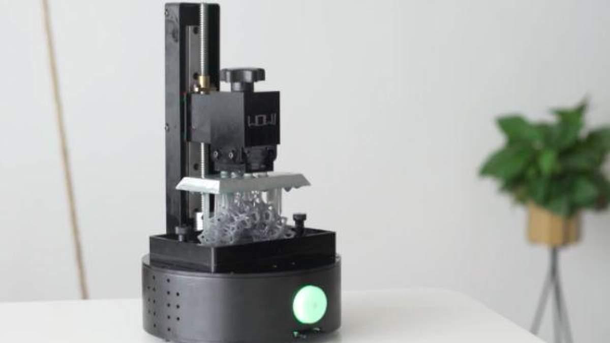 Китайцы разработали бюджетный 3D принтер