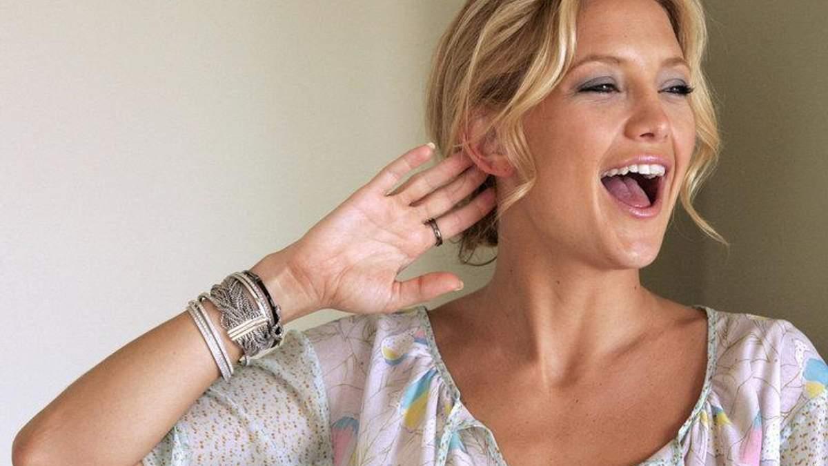 Як позбутися спікера за 10 днів: Кейт Хадсон зреагувала на звільнення Скарамуччі кумедним мемом