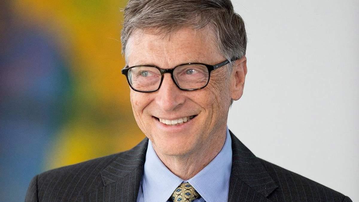 Билл Гейтс появился в Instagram