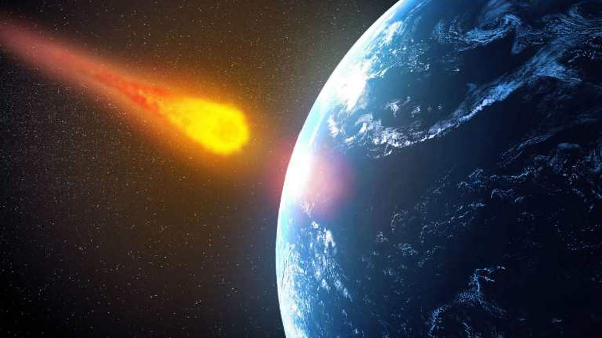 Найбільший астероїд від початку спостережень NASA наближається до Землі
