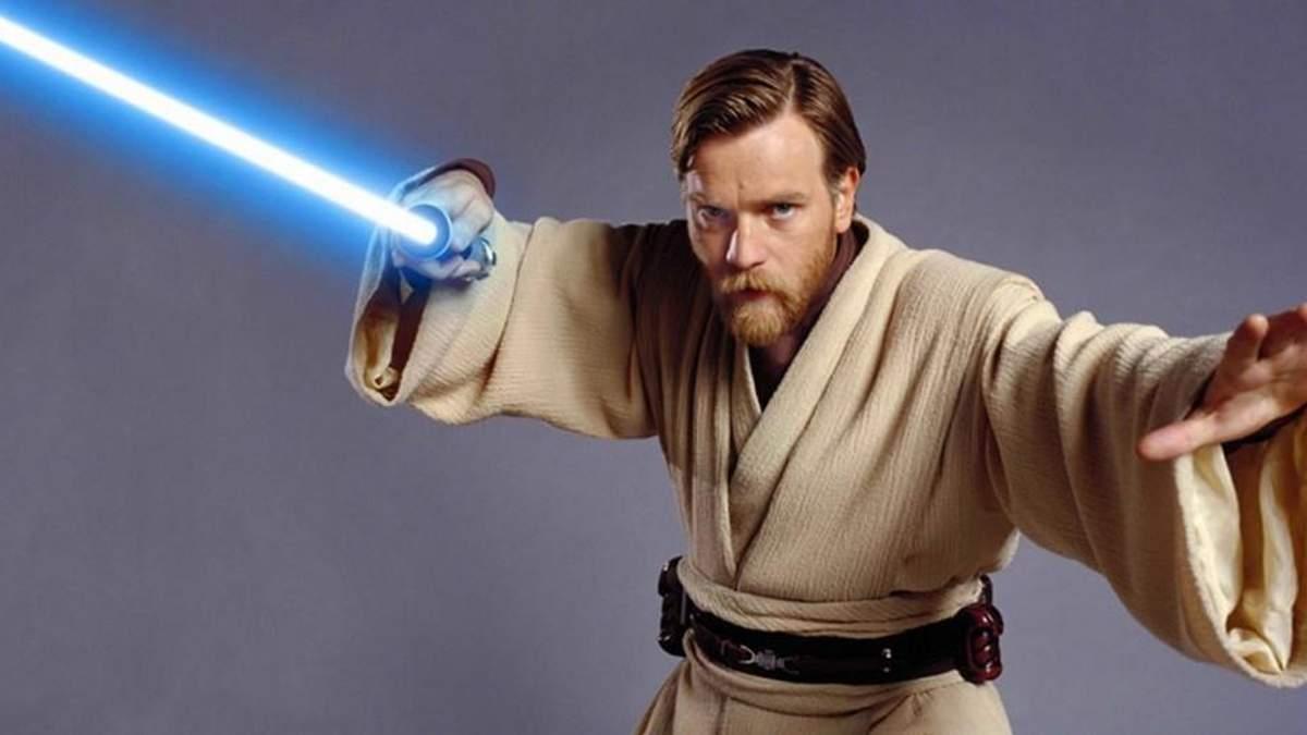 """Творці """"Зоряних війн"""" можуть зняти фільм про Обі-Вана Кенобі"""