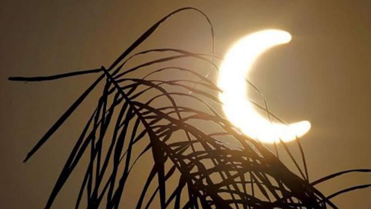 Найдовше сонячне затемнення: трансляція