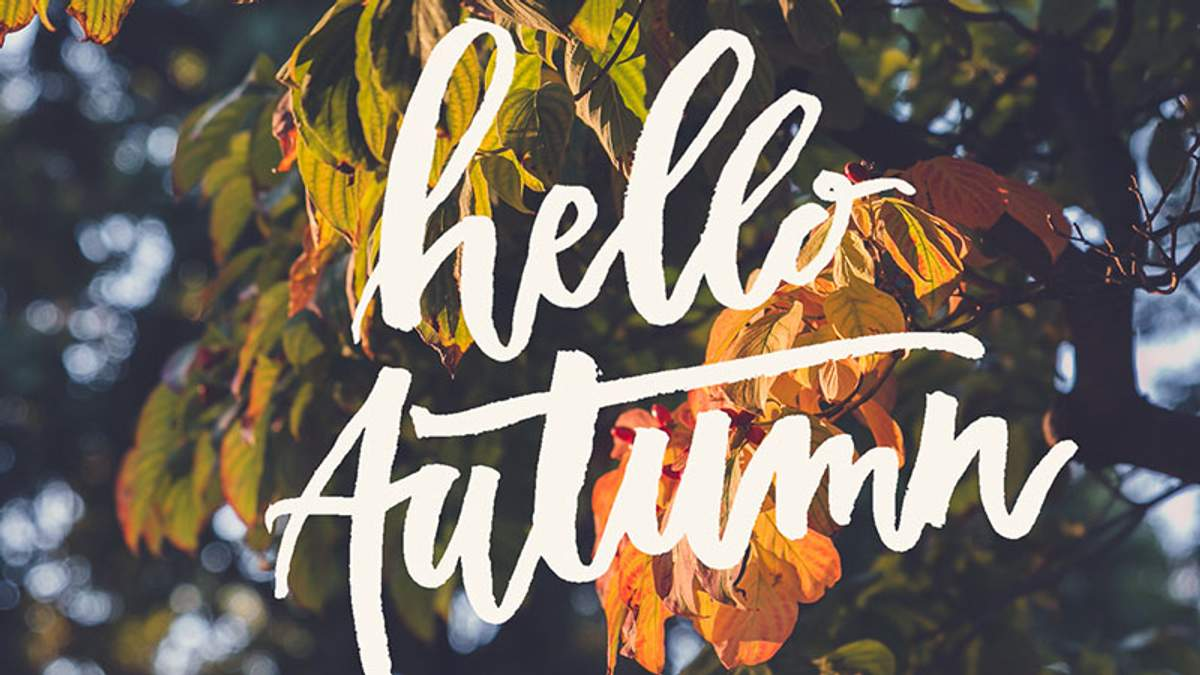 7 переконливих причин, що змусять вас полюбити осінь