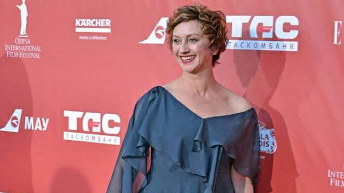 Відома українська акторка отримала нагороду за найкращу жіночу роль на кінофестивалі у Варні