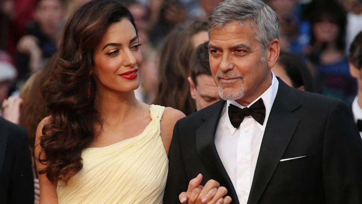 Джордж Клуні кумедно розповів про характер своїх малюків