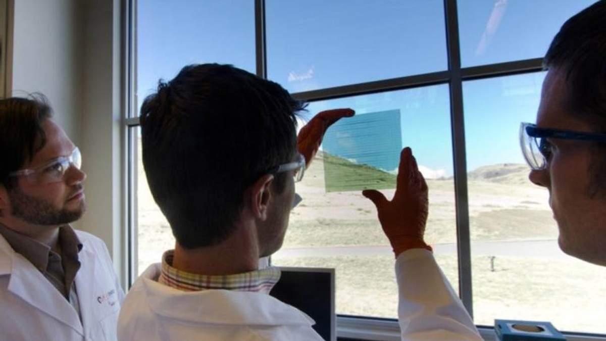 В США создали жидкое покрытие для сбора солнечной энергии со окон