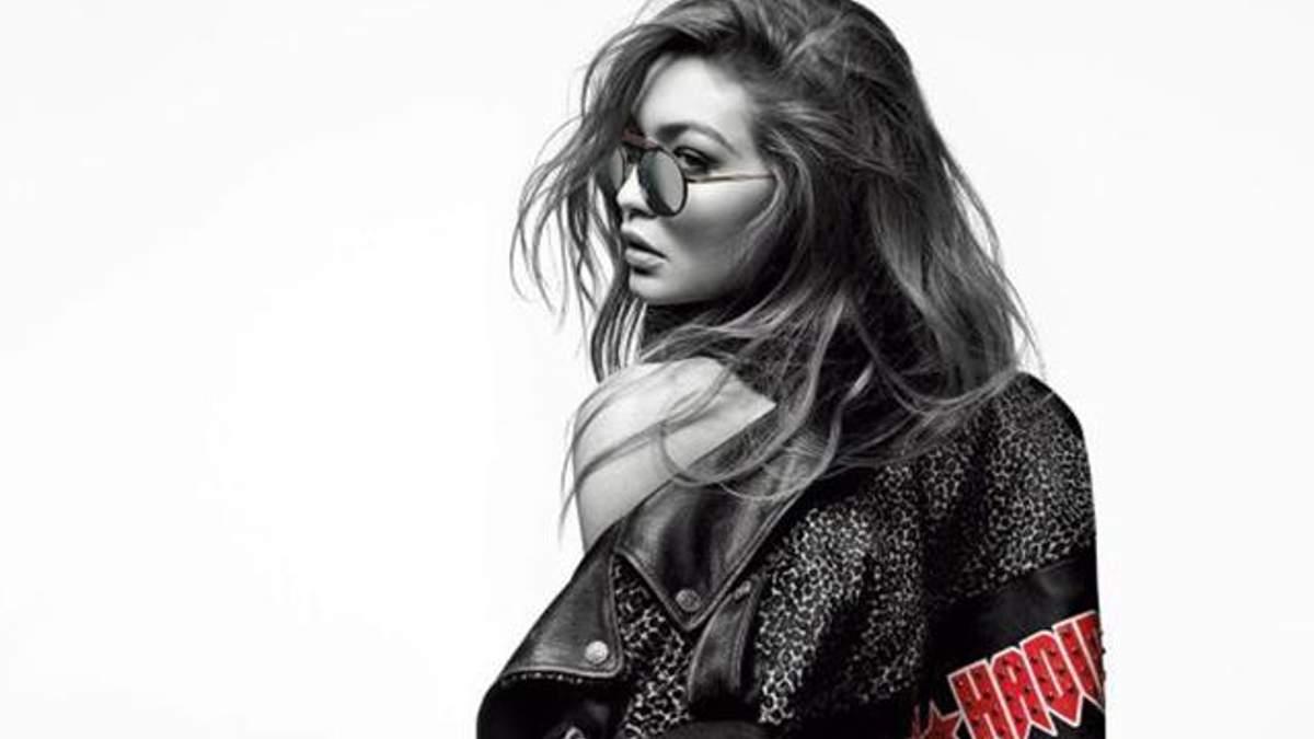 Джиджи Хадид стала лицом осенней коллекции молодежного бренда: фото