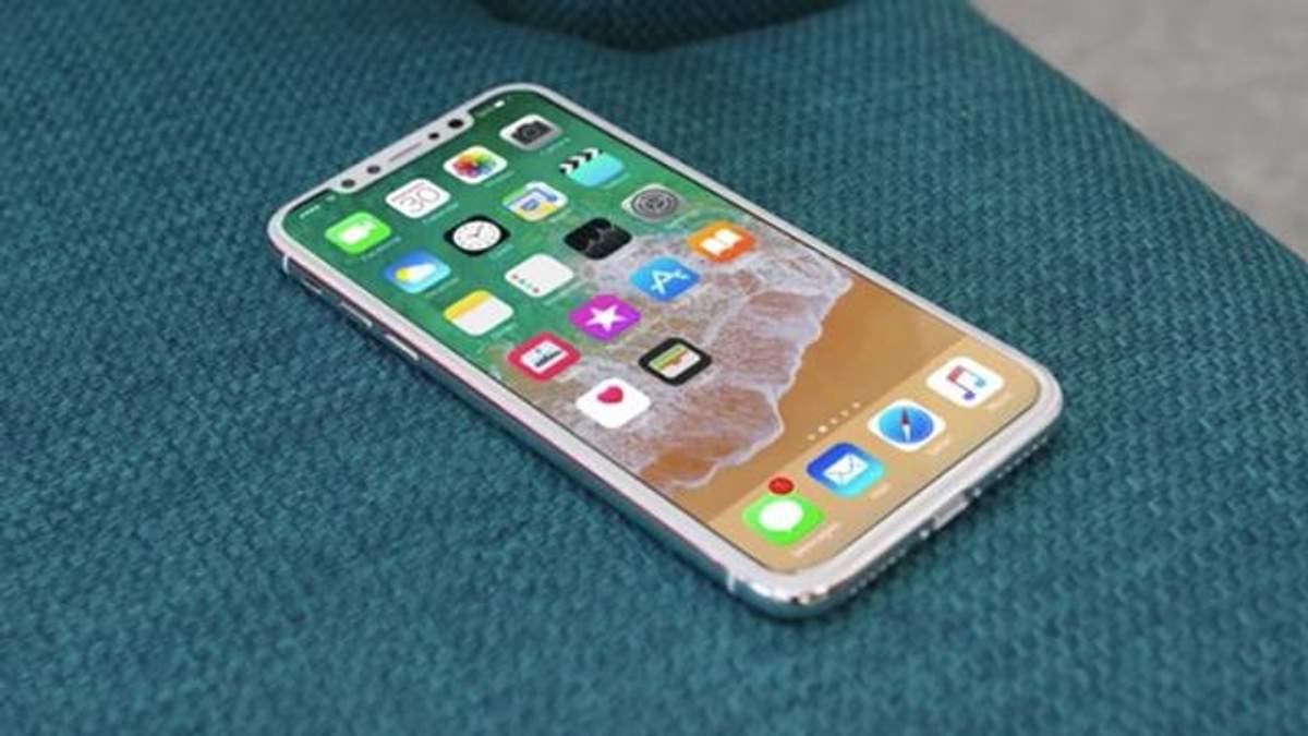 iPhone 8: видео как работает новый iPhone