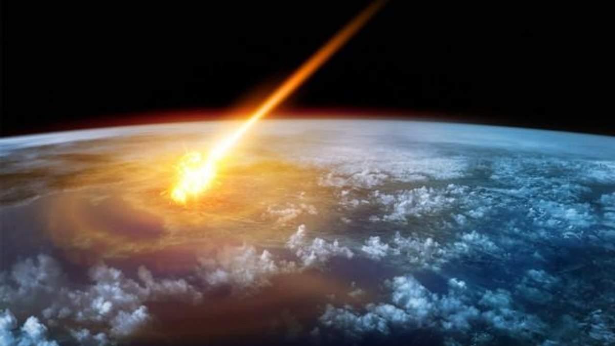 Метеорит в Канаді відео: великий метеорит впав 05-09-2017