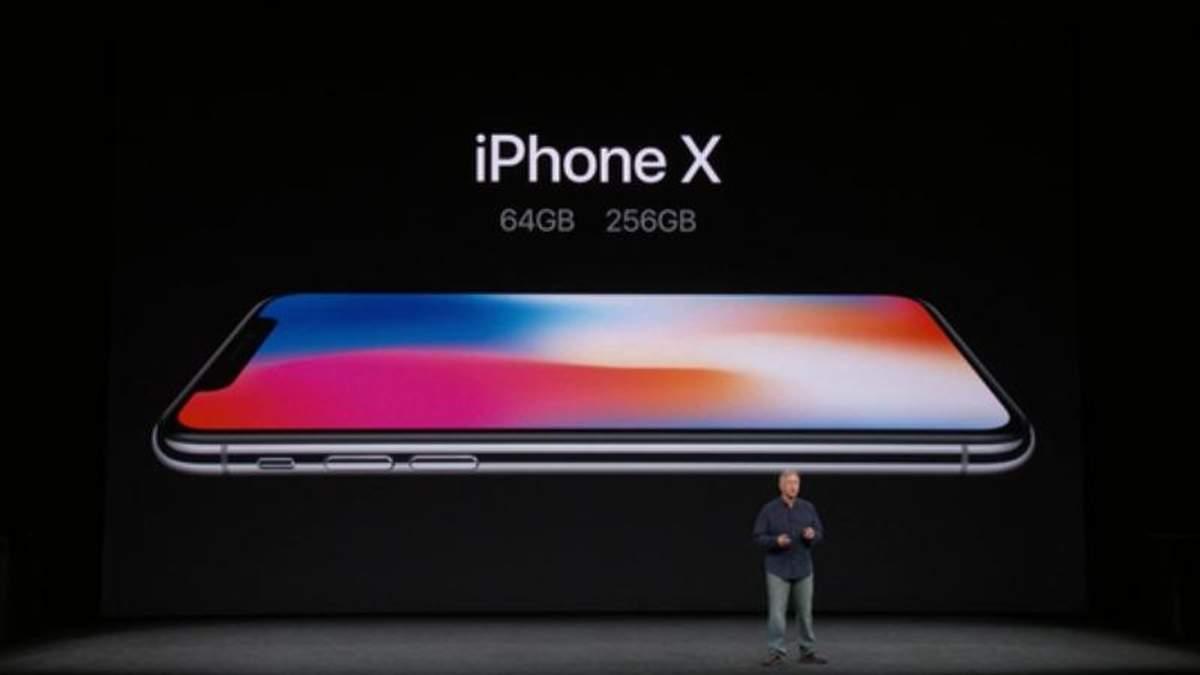 Презентация iPhone X: характеристики новинки от Apple