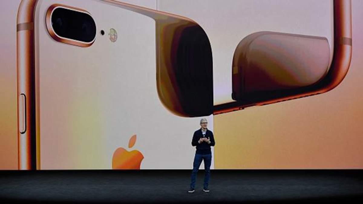 Ціна iPhone X, iPhone 8 та iPhone 8 Plus: ціна в Україні та США
