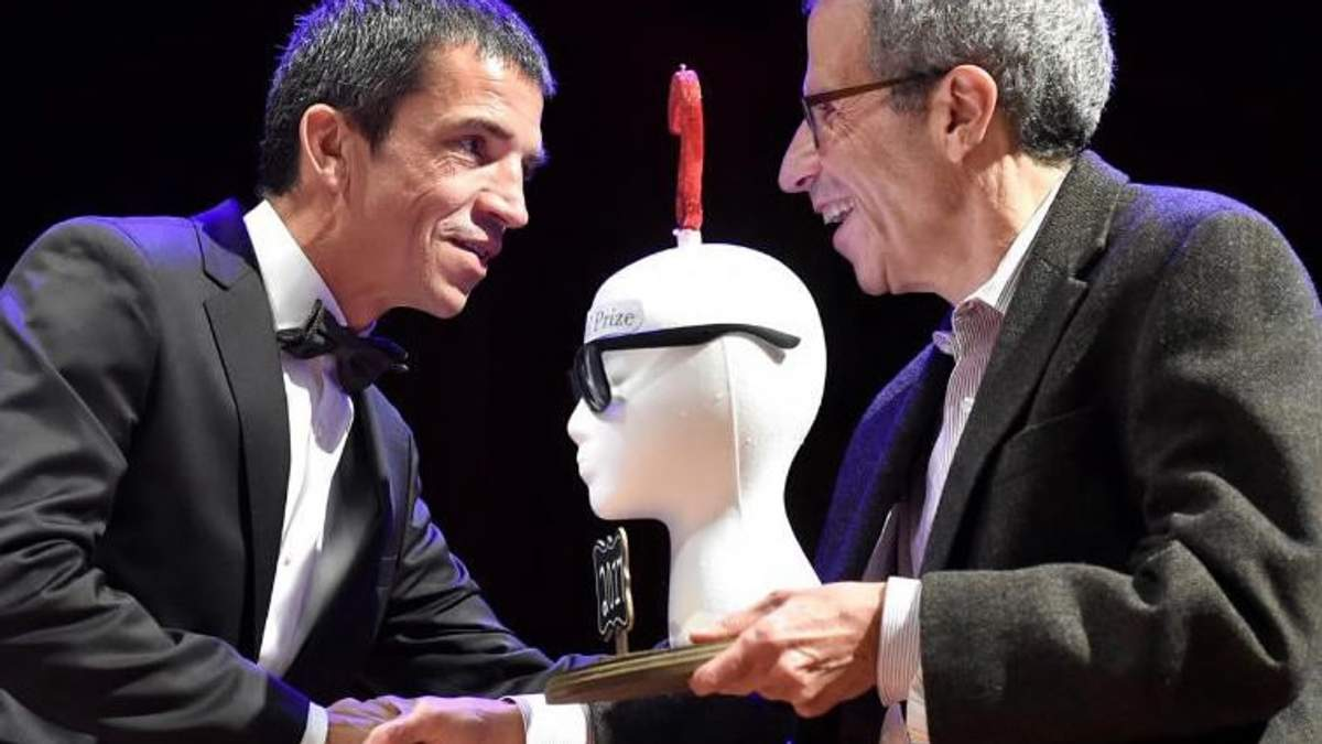 Шнобелевская премия 2017: лауреаты пермии