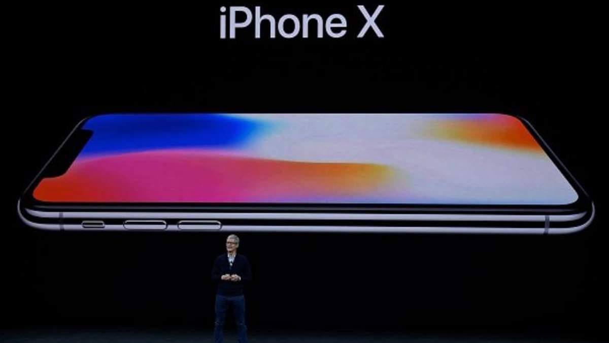 iPhone X: собівартість найдорожчого серед iPhone