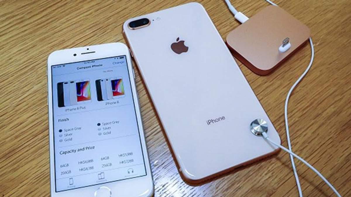 Специалисты разобрали iPhone 8 на части: фото
