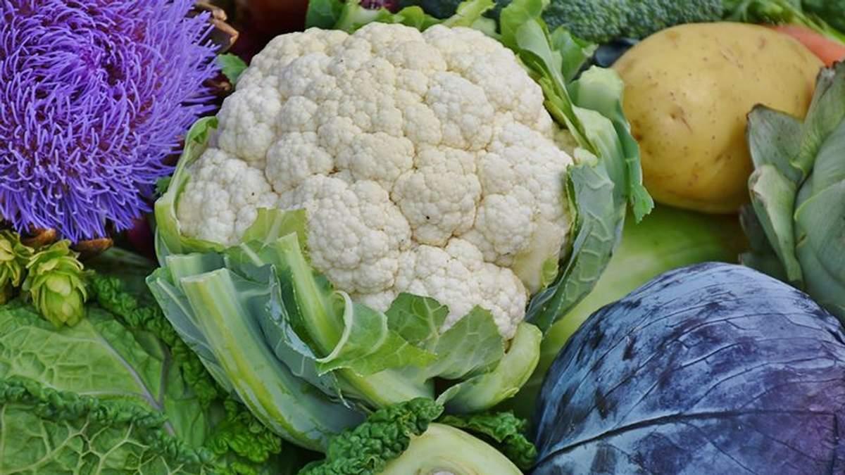Цвітна капуста: що треба знати про корисний овоч
