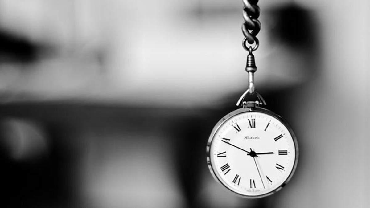 Коли переводять годинники на зимовий час 2017 в Україні